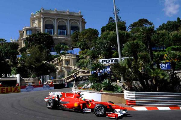 HL Event - Grand Prix de F1 Monaco