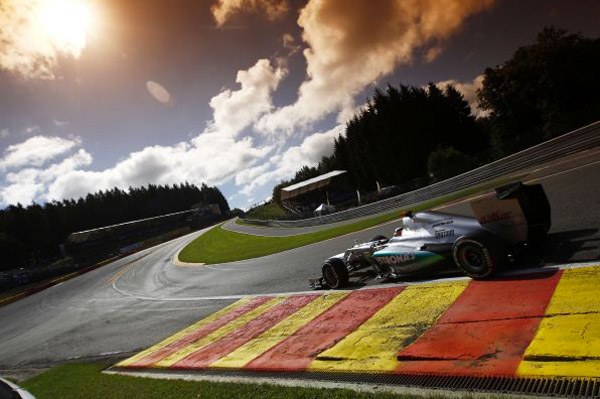 HL Event - Grand Prix de F1 Spa - Belgique